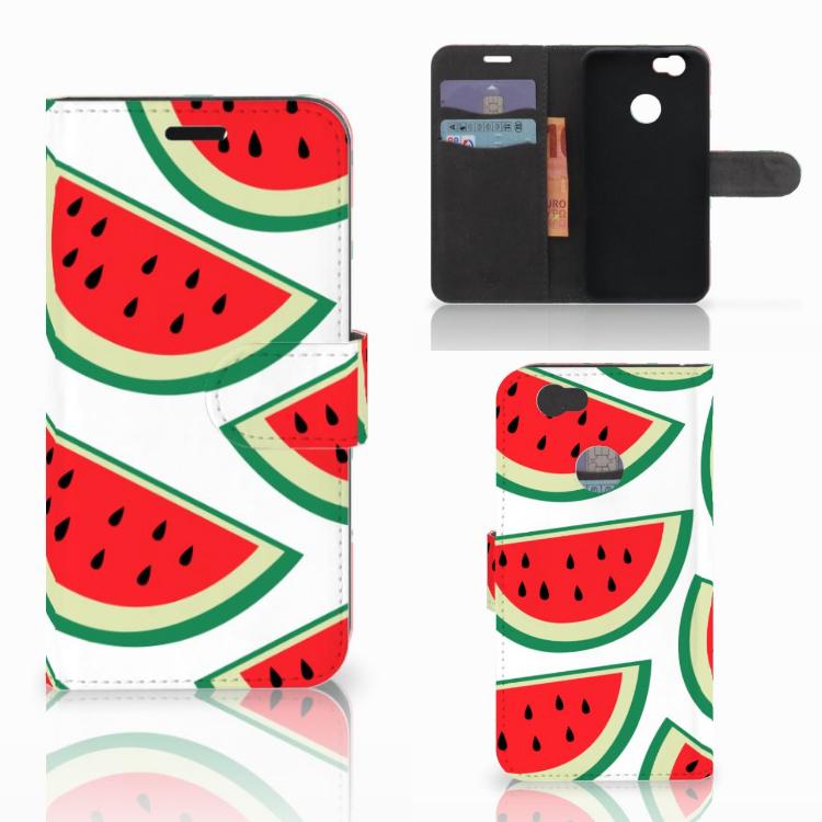 Huawei Nova Book Cover Watermelons