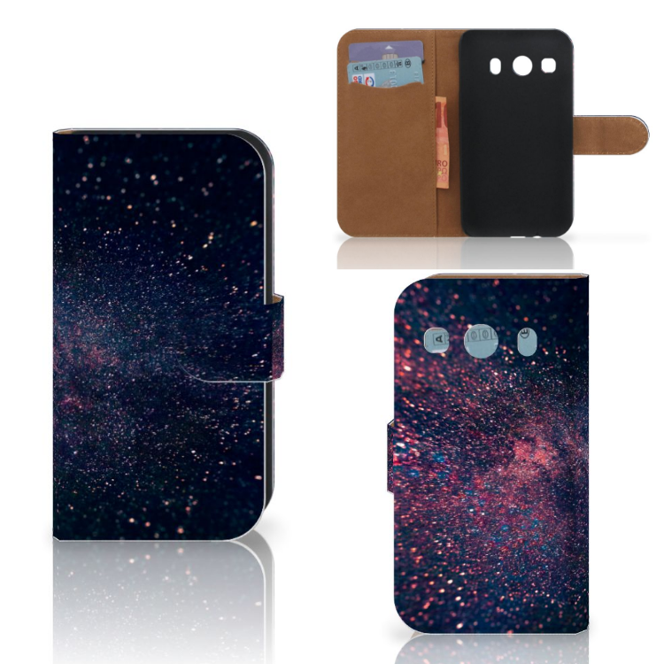Samsung Galaxy Ace 4 4G (G357-FZ) Bookcase Stars