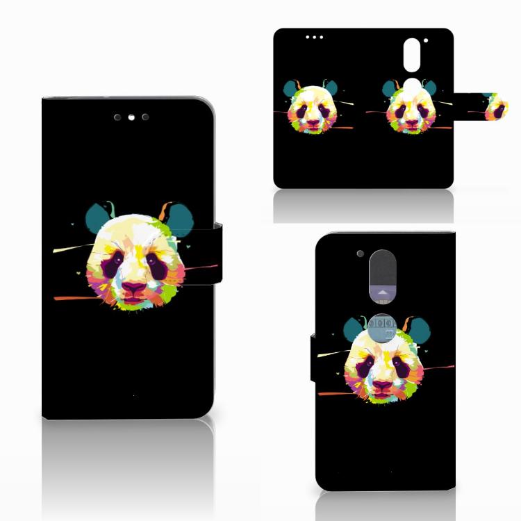 Motorola Moto G4 | G4 Plus Leuk Hoesje Panda Color
