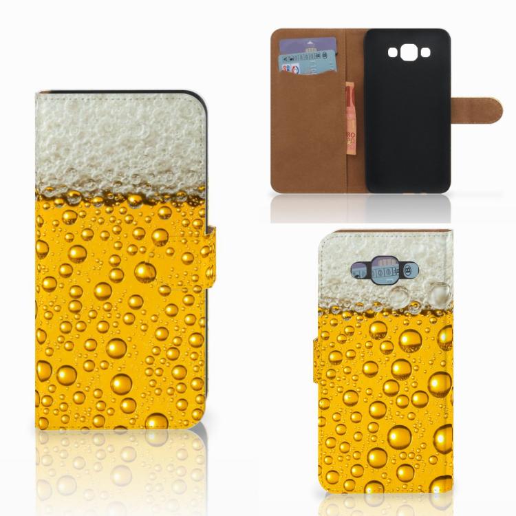 Samsung Galaxy E7 Book Cover Bier
