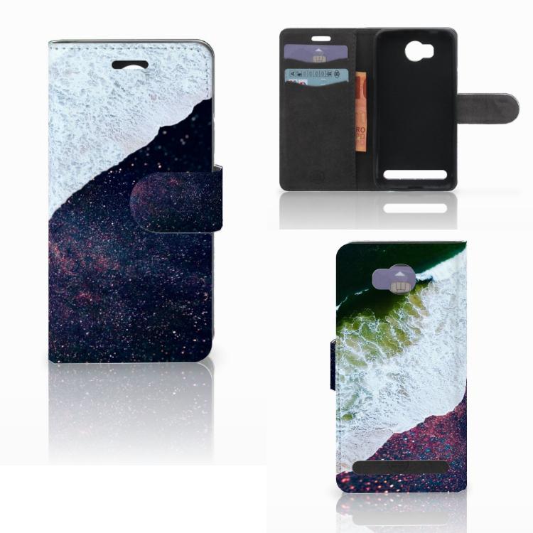 Huawei Y3 2 | Y3 II Bookcase Sea in Space