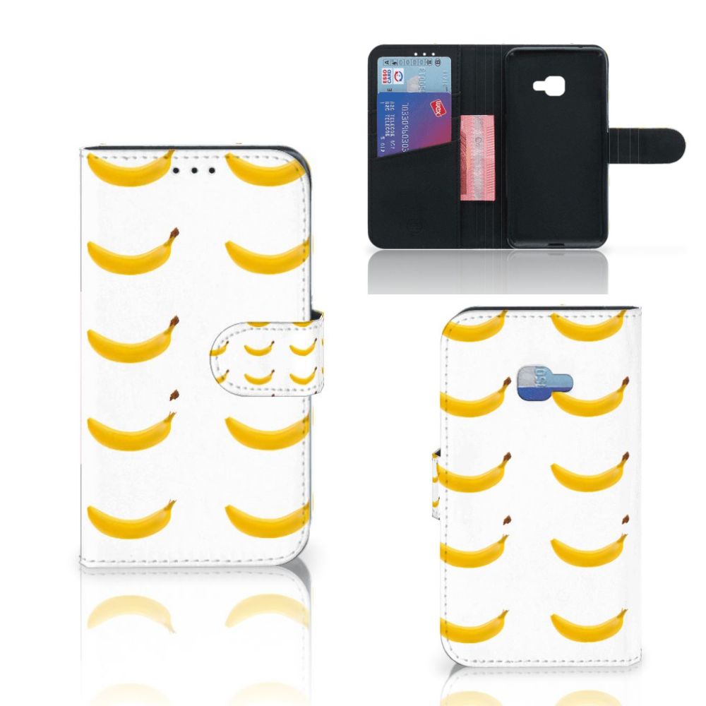 Samsung Galaxy Xcover 4 | Xcover 4s Book Cover Banana