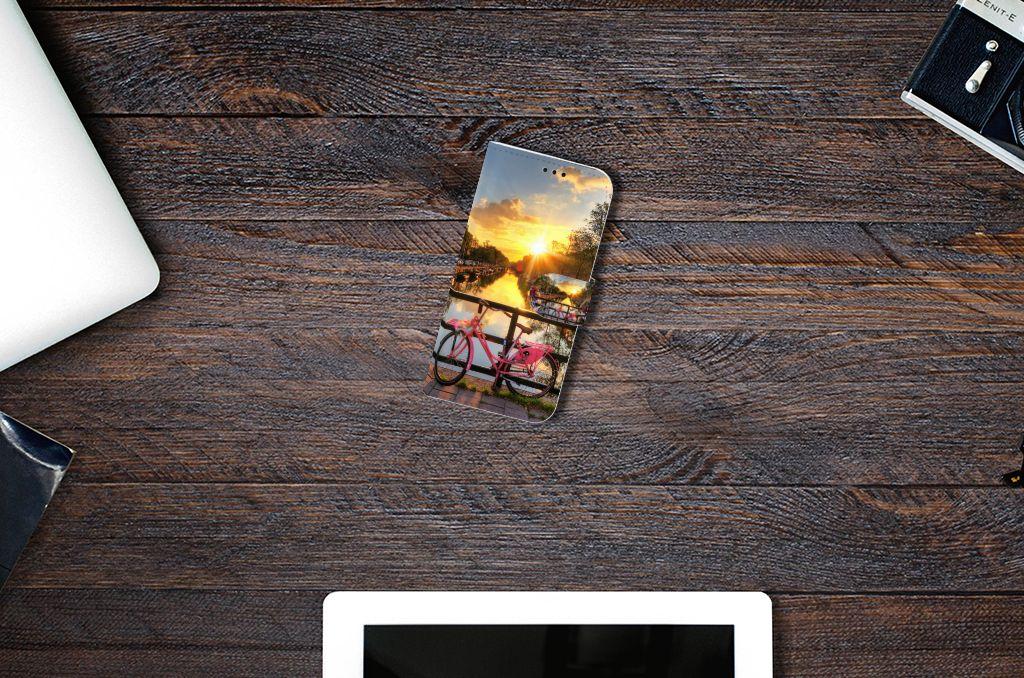 Samsung Galaxy A5 2017 Flip Cover Amsterdamse Grachten