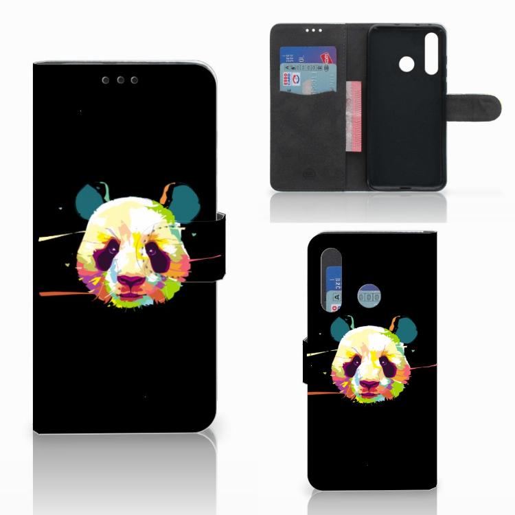 Huawei Nova 4 Leuk Hoesje Panda Color