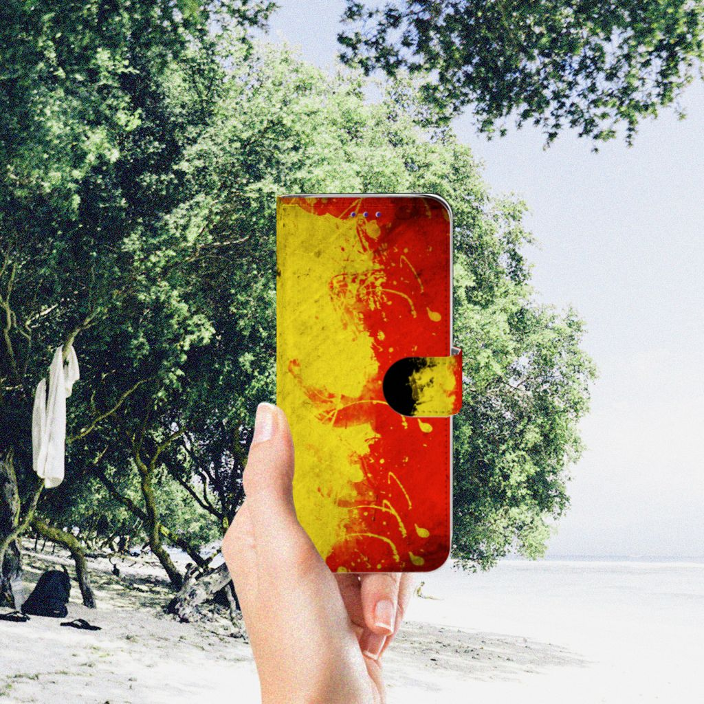 Motorola One Vision Bookstyle Case België