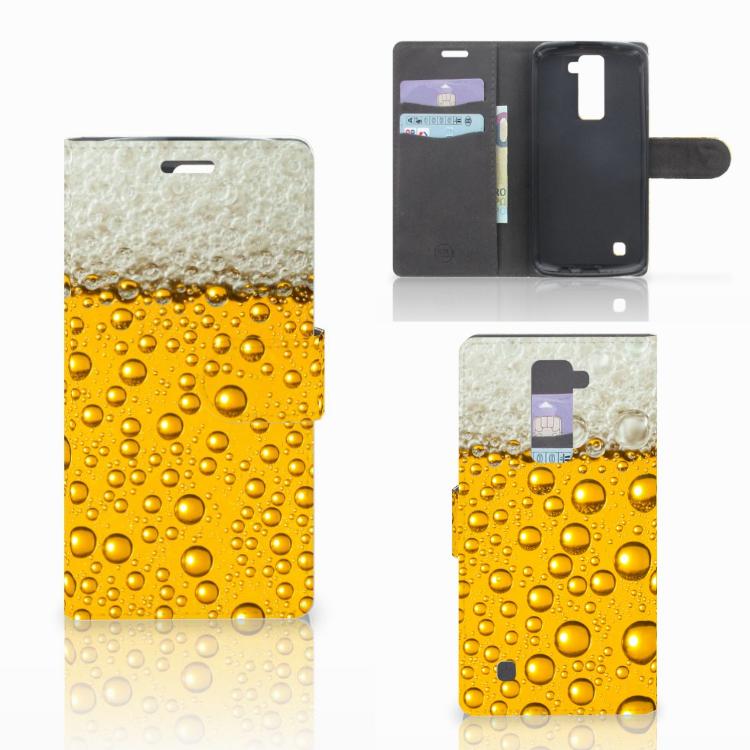 LG K10 2015 Book Cover Bier