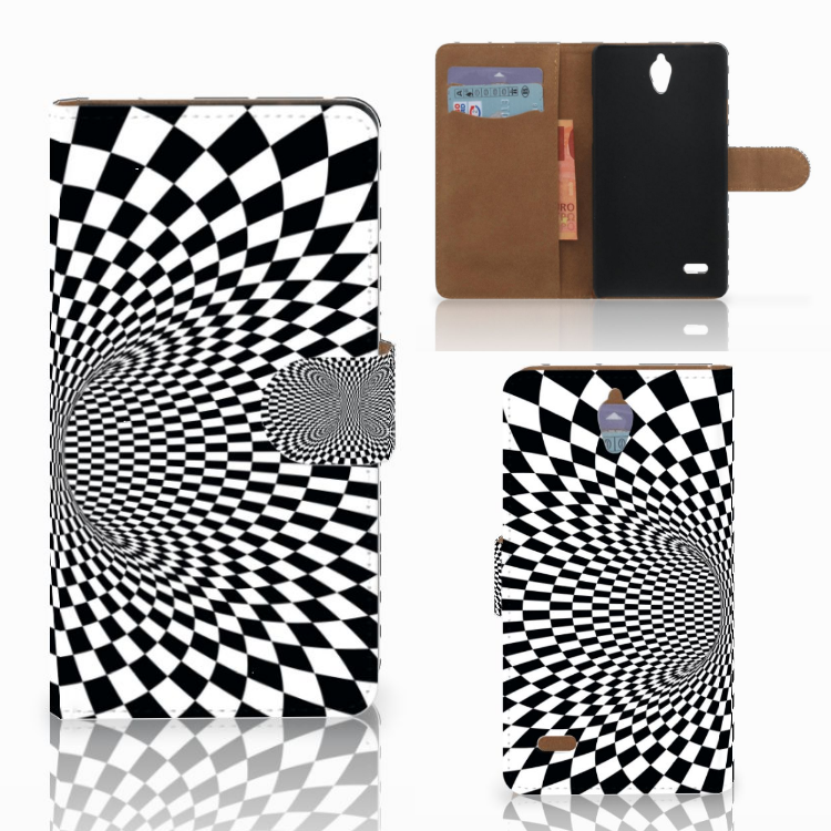 Huawei Ascend G700 Bookcase Illusie