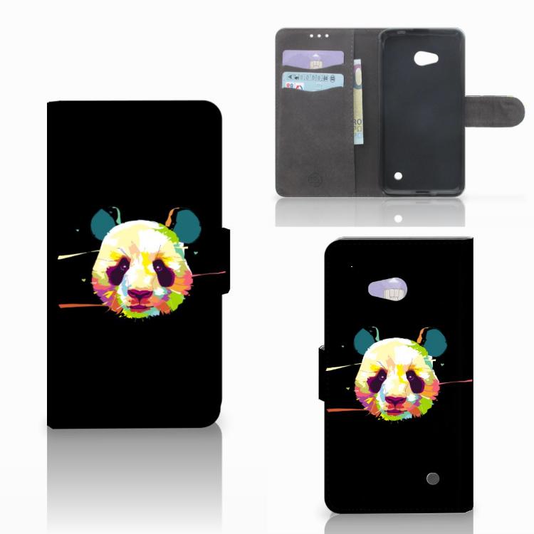 Microsoft Lumia 640 Leuke Hoesje Panda Color