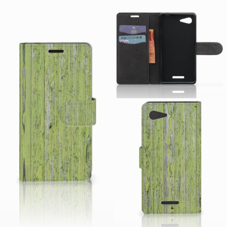 Samsung Galaxy J3 2016 Standcase Hoesje Design Retro