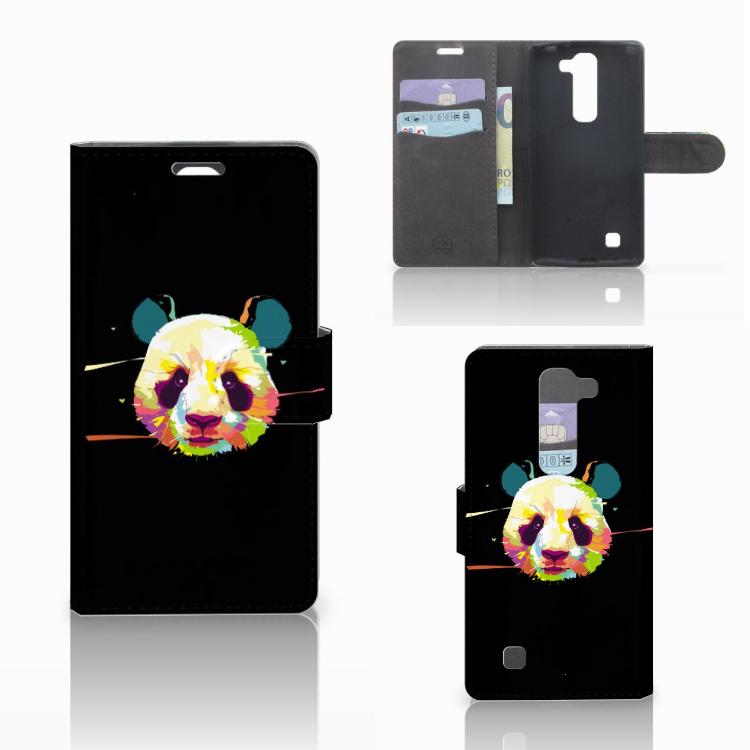 LG Magna | G4C Leuk Hoesje Panda Color