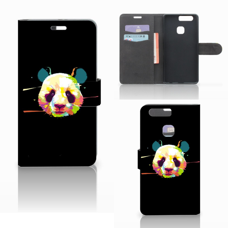 Huawei P9 Plus Leuke Hoesje Panda Color
