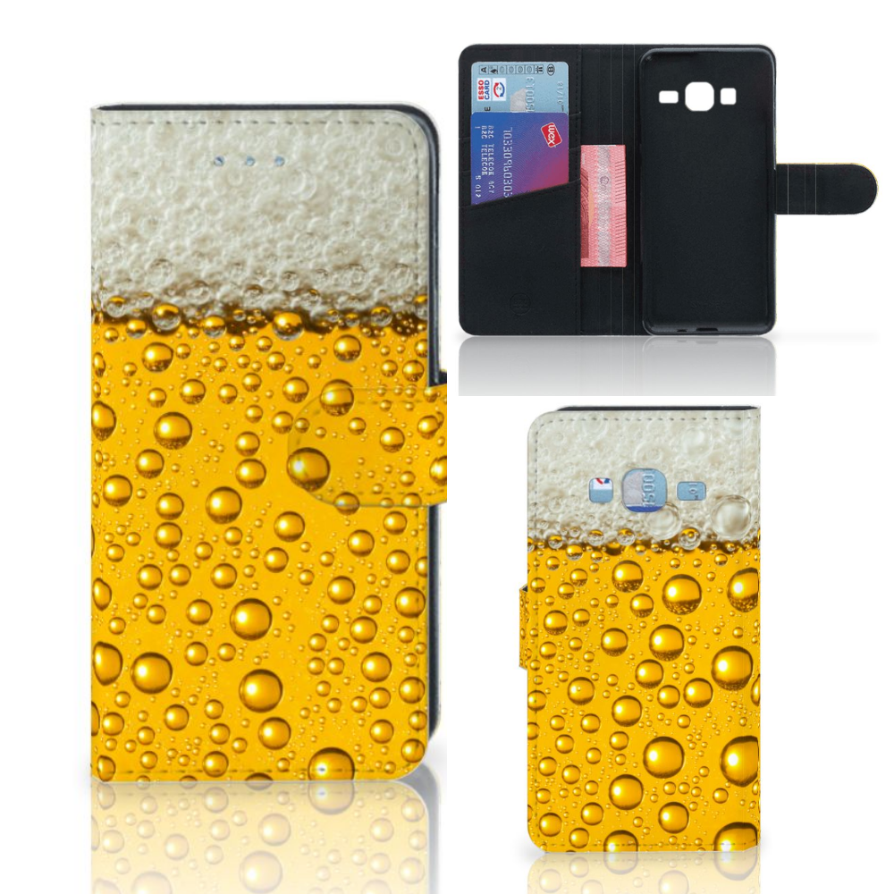 Samsung Galaxy J3 2016 Book Cover Bier