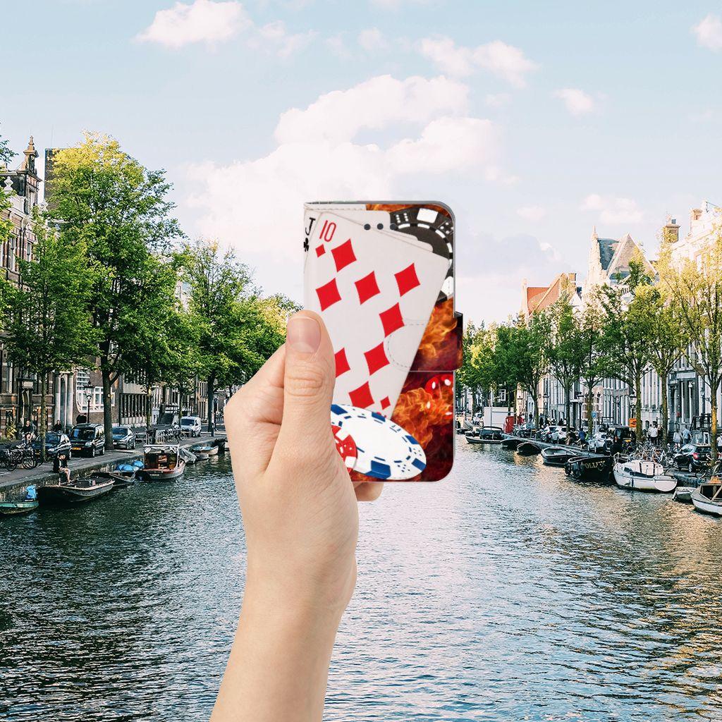 Apple iPhone 6 | 6s Uniek Boekhoesje Casino