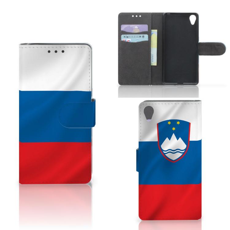 Sony Xperia X Bookstyle Case Slovenië