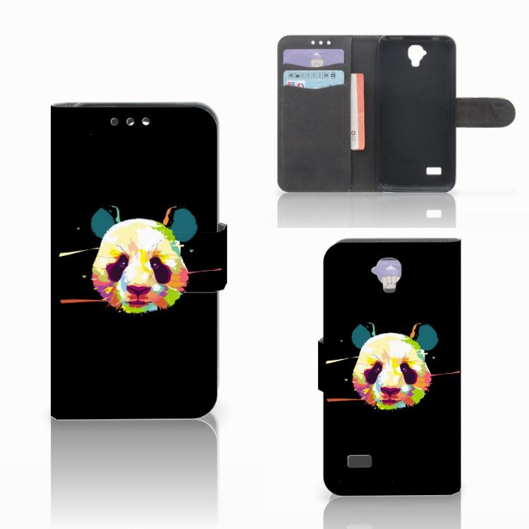 Huawei Y5 Y560 Leuk Hoesje Panda Color