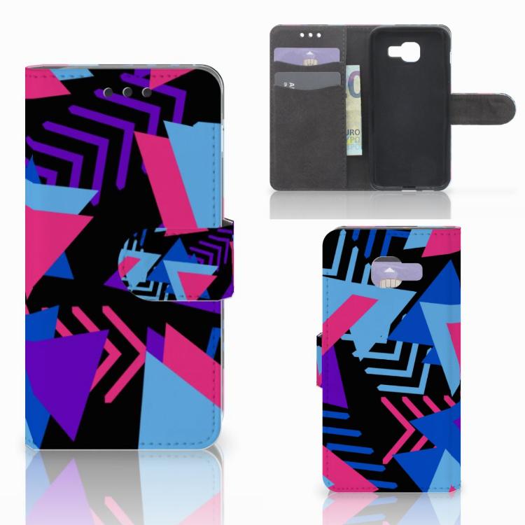 Samsung Galaxy A3 2016 Bookcase Funky Triangle