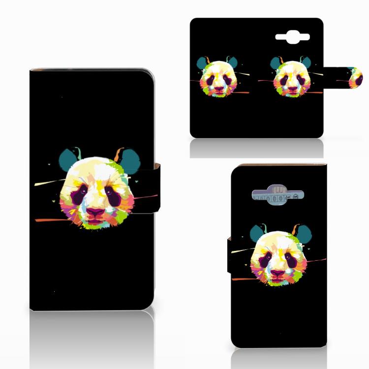 Samsung Galaxy J2 2016 Leuke Hoesje Panda Color