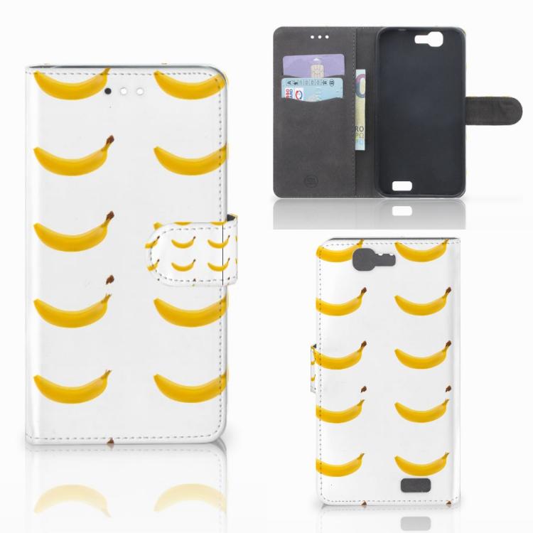 Huawei Ascend G7 Book Cover Banana