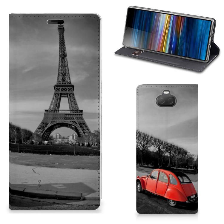 Sony Xperia 10 Plus Book Cover Eiffeltoren