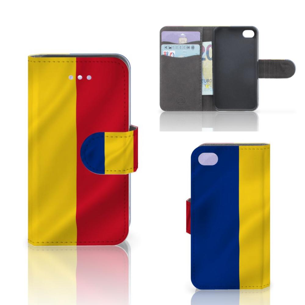 Apple iPhone 4 | 4S Bookstyle Case Roemenië