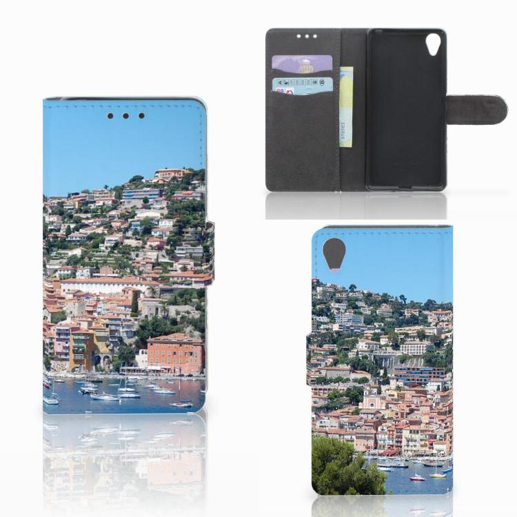 Sony Xperia X Flip Cover Zuid-Frankrijk