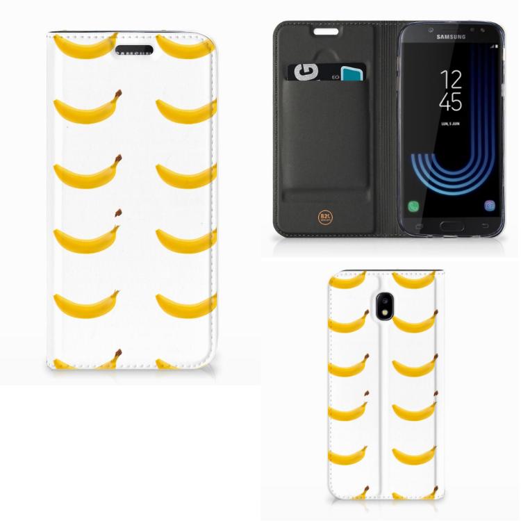 Samsung Galaxy J5 2017 Flip Style Cover Banana