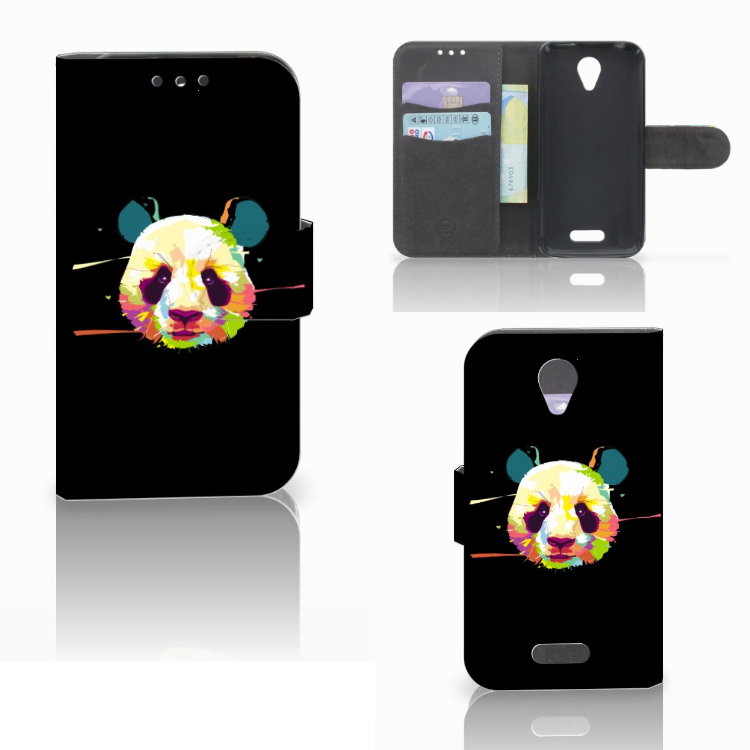 Lenovo B Leuke Hoesje Panda Color