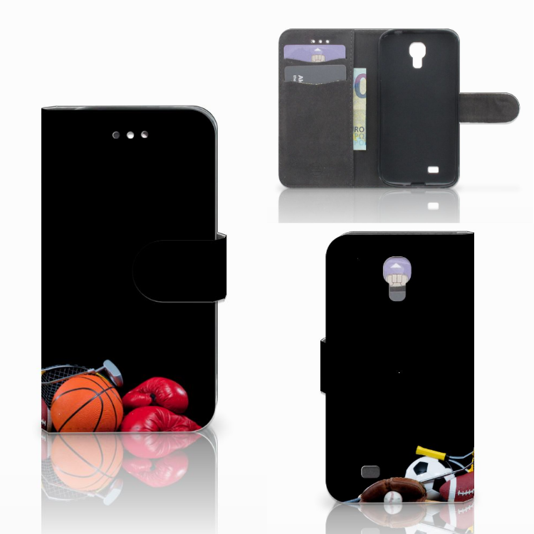 Samsung Galaxy S4 i9500 Uniek Ontworpen Hoesje Sport