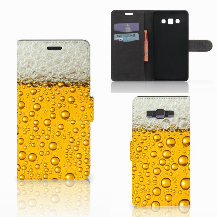 Samsung Galaxy A7 2015 Book Cover Bier