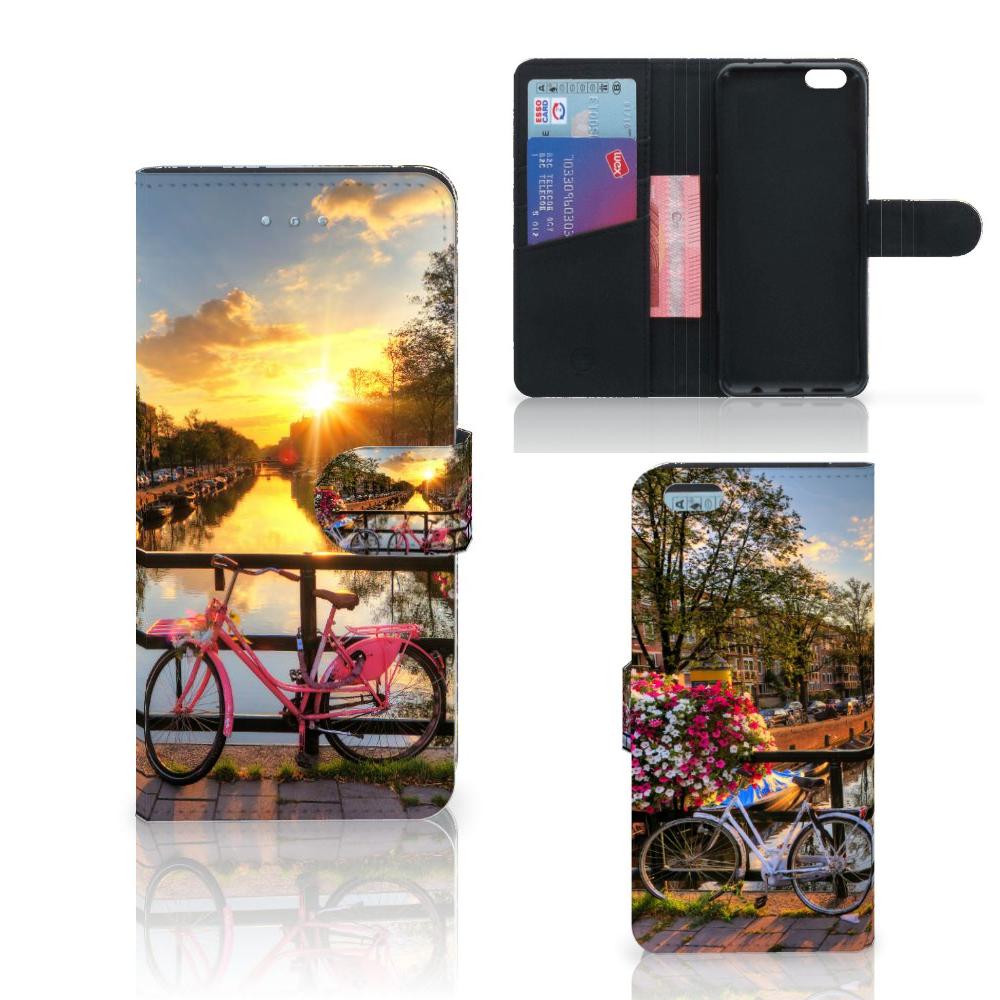 Apple iPhone 6 Plus | 6s Plus Flip Cover Amsterdamse Grachten