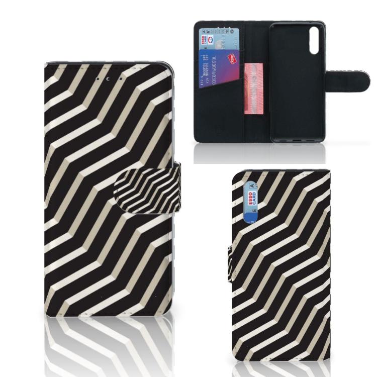 Huawei P20 Bookcase Illusion