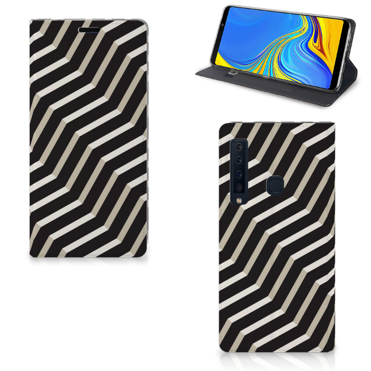Samsung Galaxy A9 (2018) Stand Case Illusion