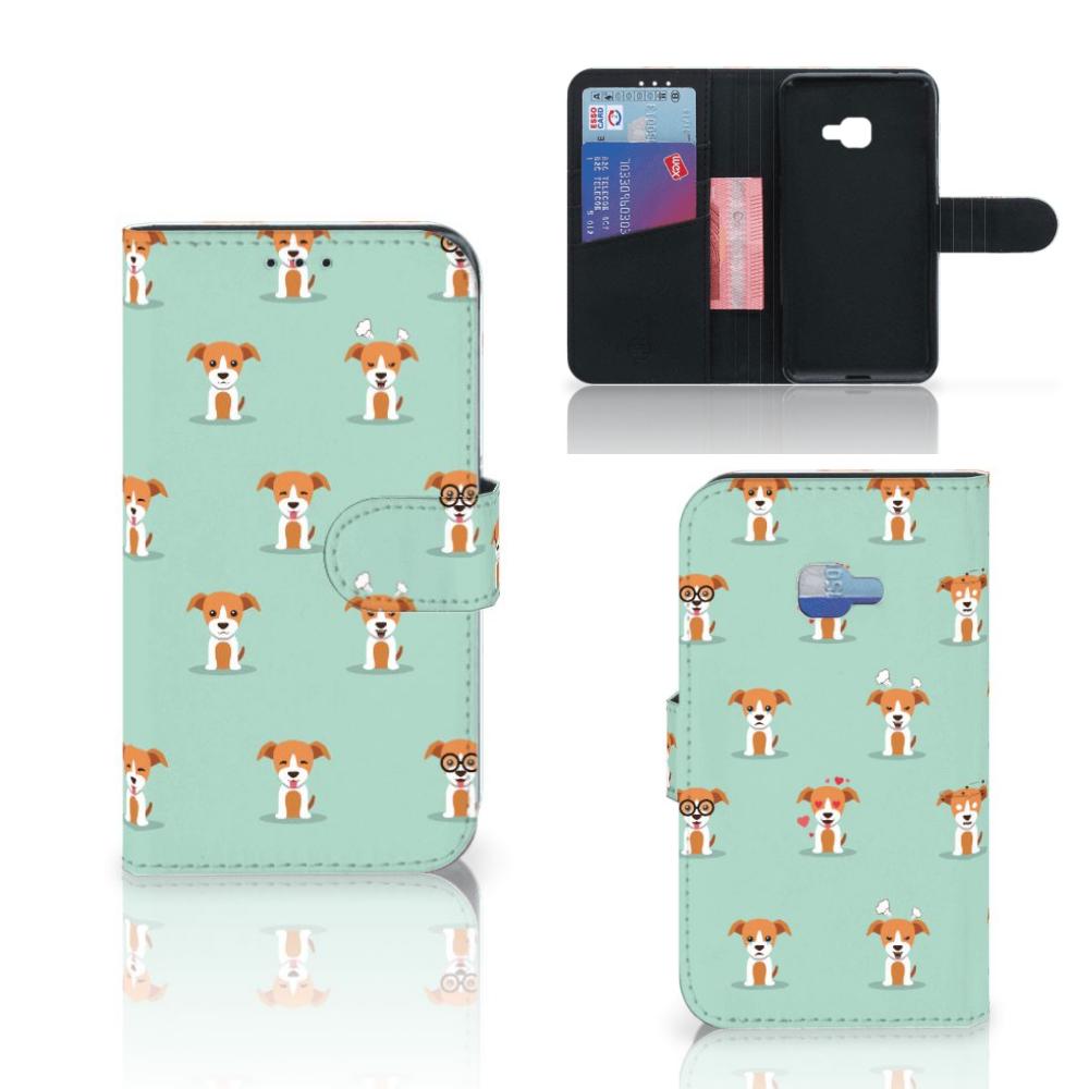 Samsung Galaxy Xcover 4 | Xcover 4s Telefoonhoesje met Pasjes Pups