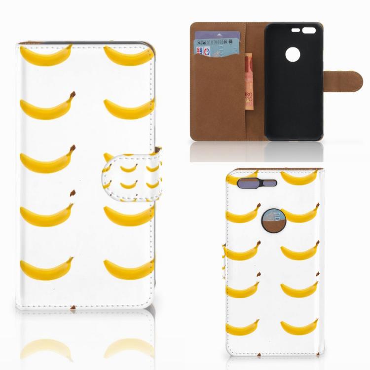 Google Pixel Book Cover Banana