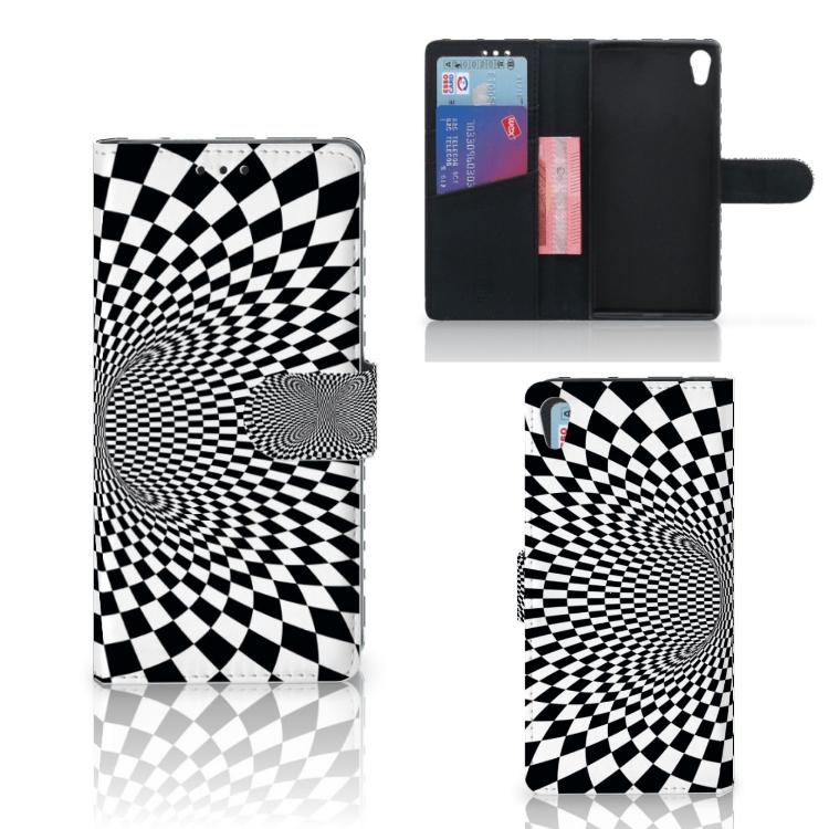 Sony Xperia XA1 Ultra Bookcase Illusie