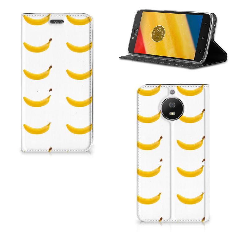 Motorola Moto G5S Flip Style Cover Banana