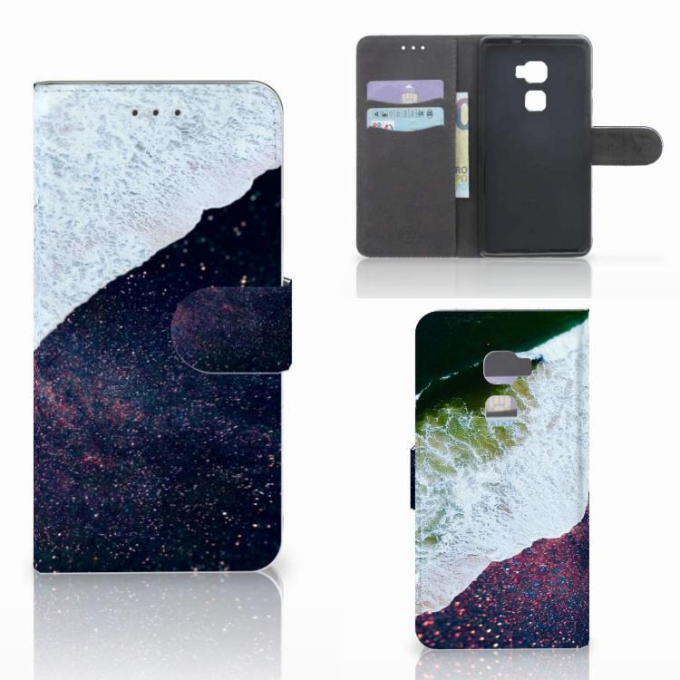 Huawei Mate S Bookcase Sea in Space