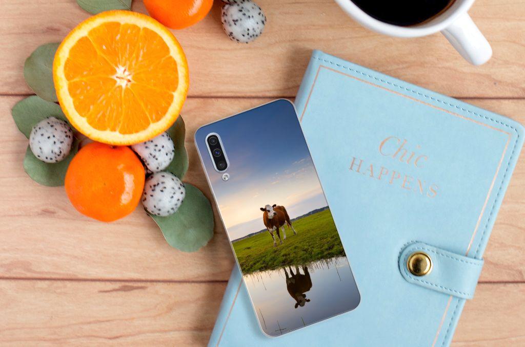 Samsung Galaxy A50 TPU Hoesje Koe