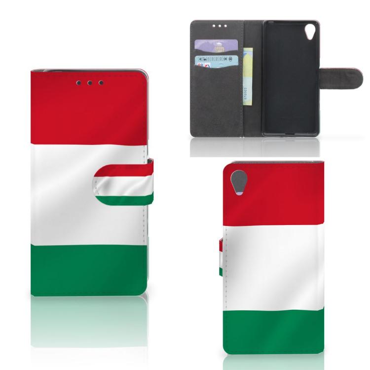 Sony Xperia X Bookstyle Case Hongarije