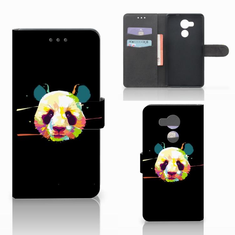 Huawei Mate 8 Leuke Hoesje Panda Color