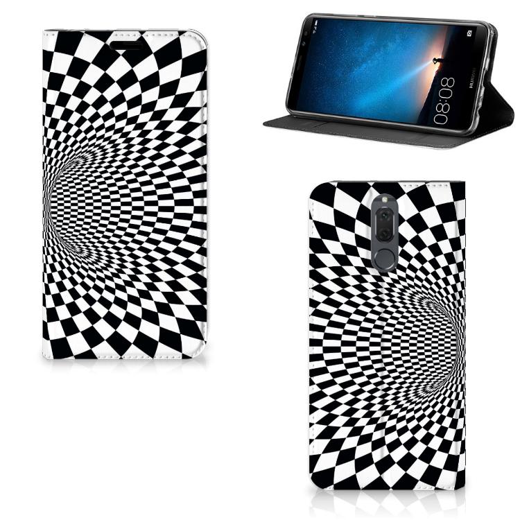 Huawei Mate 10 Lite Stand Case Illusie