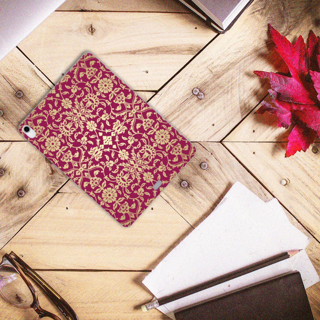 TPU Case Apple iPad Pro 11 inch (2018) Barok Pink