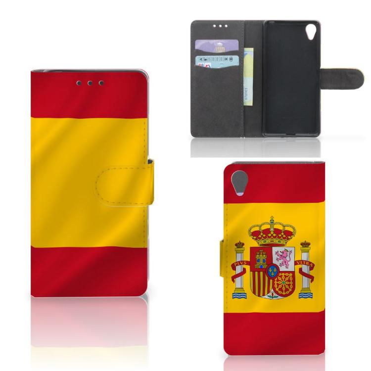 Sony Xperia X Bookstyle Case Spanje