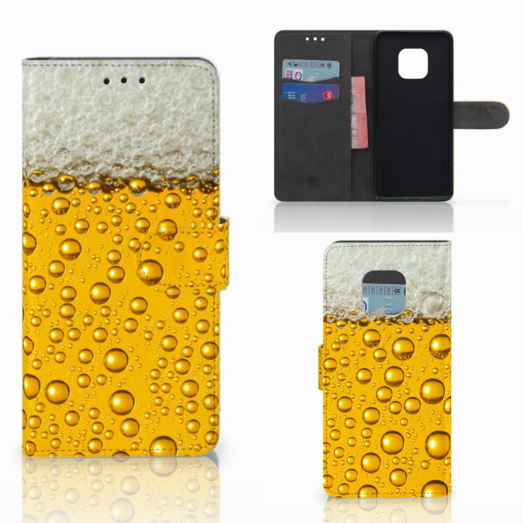 Huawei Mate 20 Pro Book Cover Bier