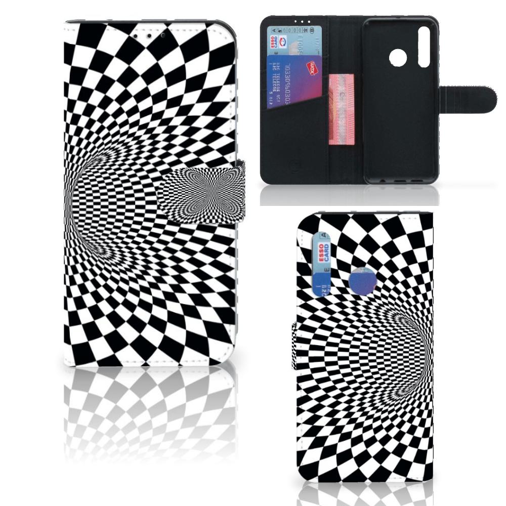 Huawei P Smart 2019 Bookcase Illusie