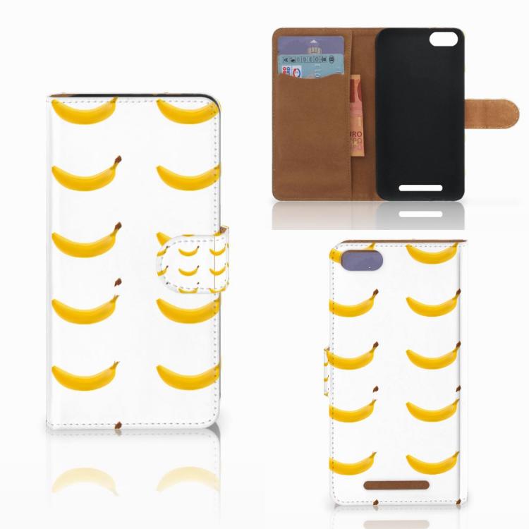 Wiko Lenny 3 Book Cover Banana
