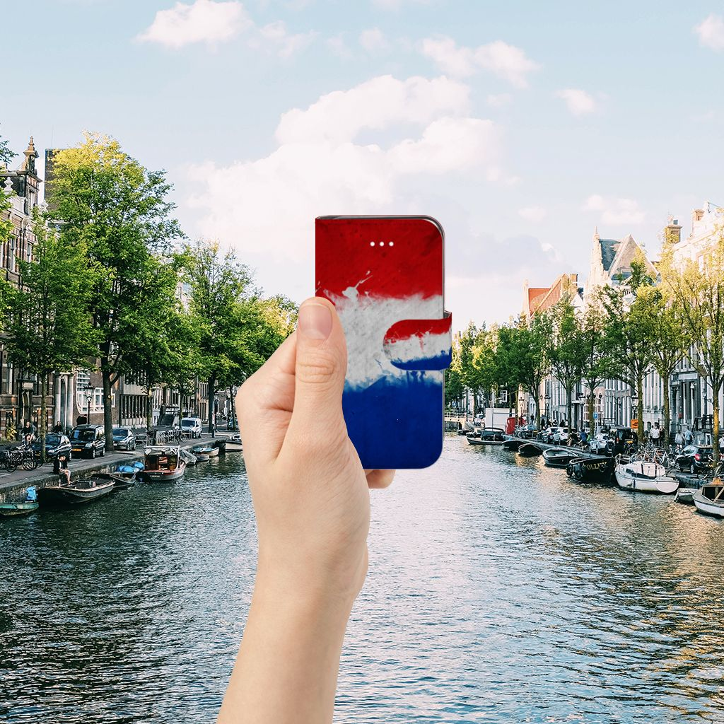 Apple iPhone 5   5s   SE Bookstyle Case Nederland