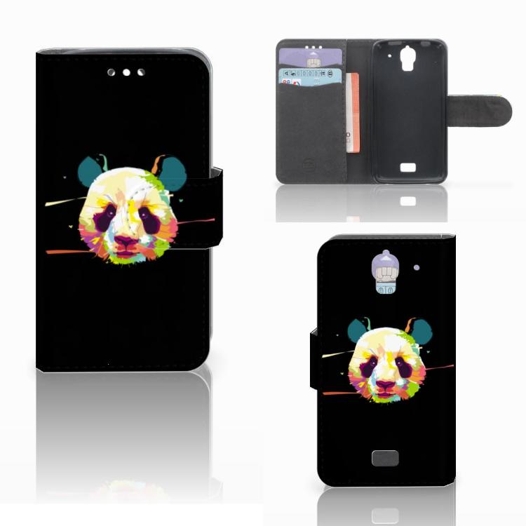 Huawei Y360 Leuk Hoesje Panda Color