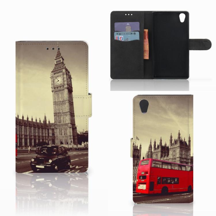 Sony Xperia L1 Flip Cover Londen