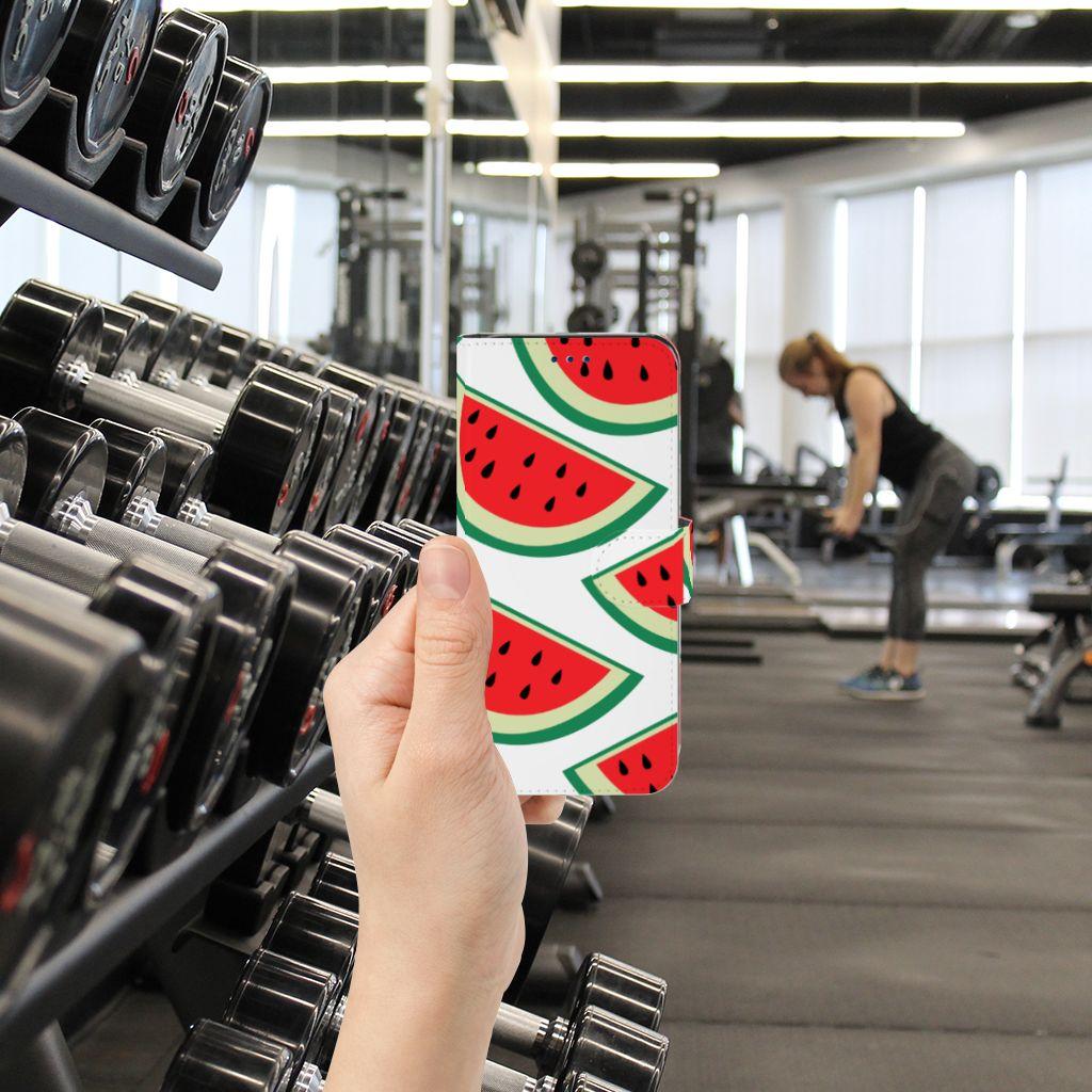 Samsung Galaxy S8 Uniek Boekhoesje Watermelons